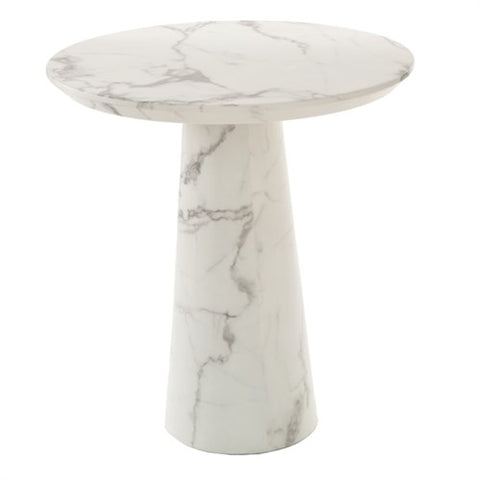 Side Table Marble Look Side Table Pols Potten - Play Offside