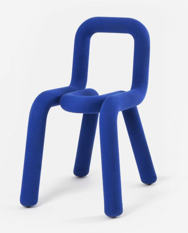 Chair Bold Chair Blue Moustache - Play Offside