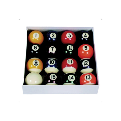 Billiard Balls American Pool Table Ball Leisure Ball Set Rene Pierre - Play Offside