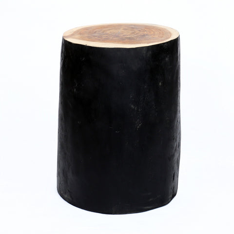 Side Table Tribe Stool - Side Table Black Bazar Bizar - Play Offside