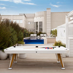 "Pool Table Diagonal Luxury Design Pool Table 7"" - Outdoor RS Barcelona - Play Offside"
