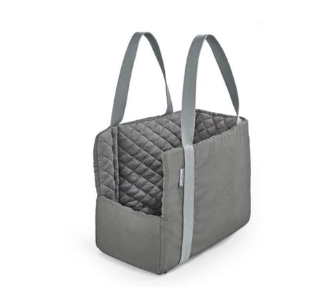 Dog Carrier Luxury Dog Carrier Via Available in 2 sizes & 3 colours Small / Grey Fabric MiaCara - Play Offside