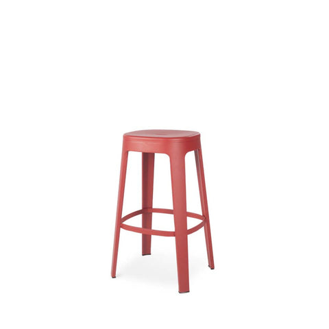 Stool Ombra Stool Bar No backrest / Red RS Barcelona - Play Offside