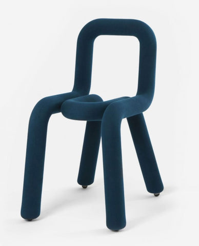 Chair Bold Chair Duck Blue Moustache - Play Offside