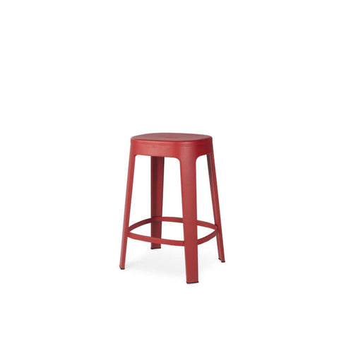 Stool Ombra Stool Medium No backrest / Red RS Barcelona - Play Offside