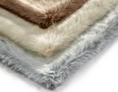 Pet Blanket Super-Soft Faux Fur Cat Blanket Lana Available in 3 colours MiaCara - Play Offside