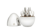 Cutlery Egg Cutlery Set for Aperitif Christofle - Play Offside