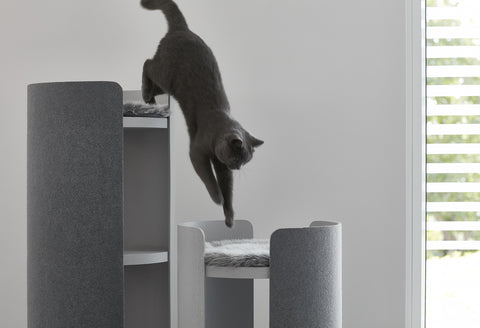 Cat Scratcher Luxury Cat Scratcher Tower-like MiaCara - Play Offside