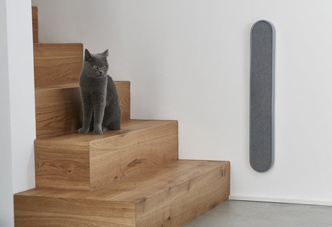 Cat Scratcher Design Cat Scratch Wall Panel Available in 2 colours MiaCara - Play Offside