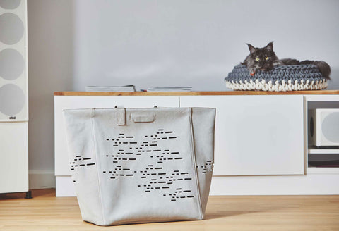 Pet Travel Bag Luxury Cat & Dog Travel Bag Available in 2 colours MiaCara - Play Offside