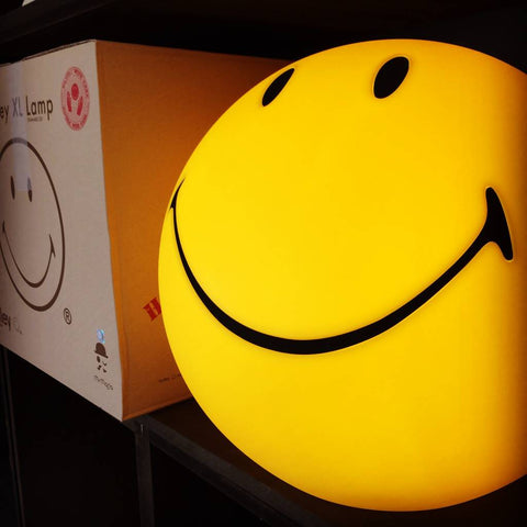 Smiley Lamp Mr Maria - Play Offside