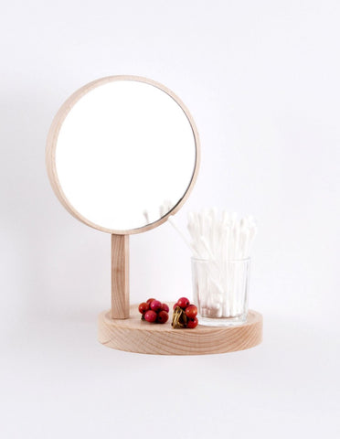 Shelf Belvedere Shelf & Mirror Moustache - Play Offside