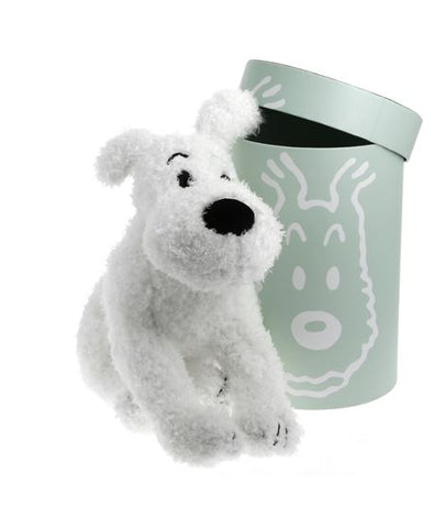 Teddybear Milou Teddybear Official Tintin Milou Teddy Suitable From Birth 37cm + box Zephyrum - Play Offside