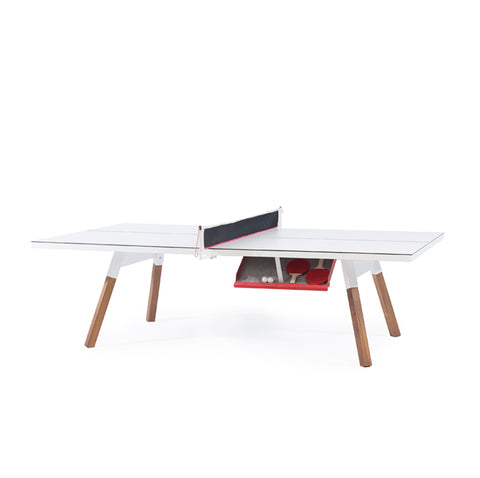 Ping-Pong Table You & Me Ping-Pong Table Tournament Size / Office / Dinning Table RS Barcelona - Play Offside