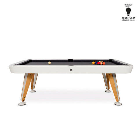 "Pool Table Diagonal Luxury Pool Table 7"" - Indoor RS Barcelona - Play Offside"
