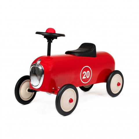 Rider Racer Ride-on Red Baghera - Play Offside