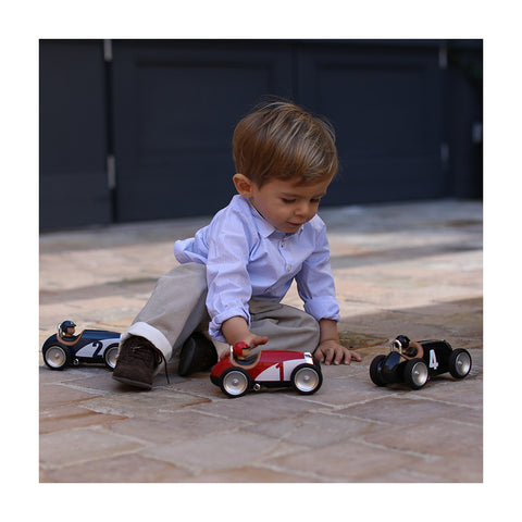 Children Toys Racing Car Baghera - Play Offside