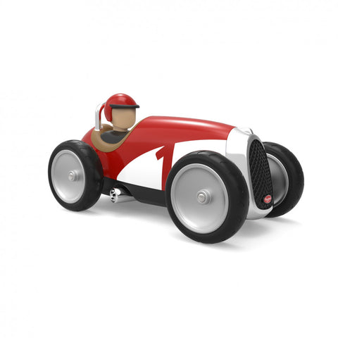 Children Toys Racing Car Red Baghera - Play Offside