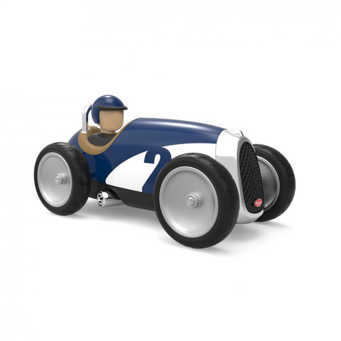 Children Toys Racing Car Blue Baghera - Play Offside