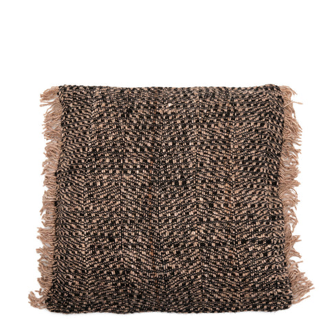 Cushion Oh My Gee Cushion - Large Square Black Copper Bazar Bizar - Play Offside