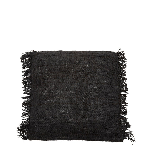 Cushion Oh My Gee Cushion - Large Square Black Navy Bazar Bizar - Play Offside