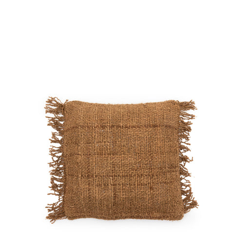 Cushion Oh My Gee Cushion - Small Square Brown Bazar Bizar - Play Offside