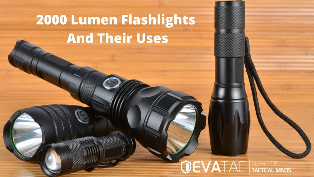 Tactical Flashlights and Their Uses