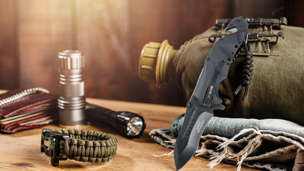 """Tactical Knives: What Are They and What Makes a Knife """"Tactical"""""""