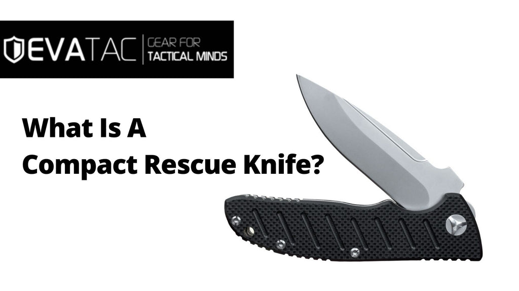 what is a rescue knife