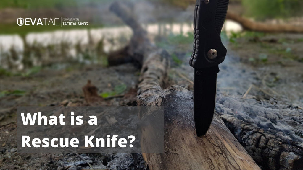 knives-rescue knife