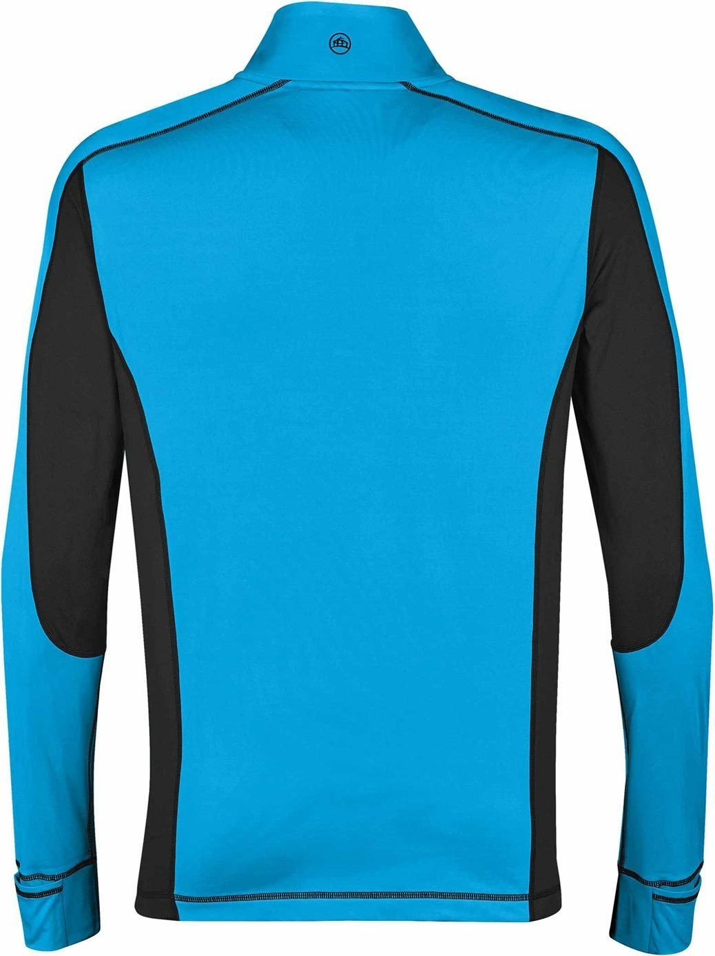Electric Blue/Black - Back