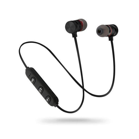 5.0 Neckband Ultra Movement Magnetic Earphones- Wireless - Gorilla Workouts