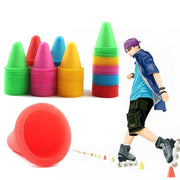10x Agility Maker Cones - HIT - Gorilla Workouts