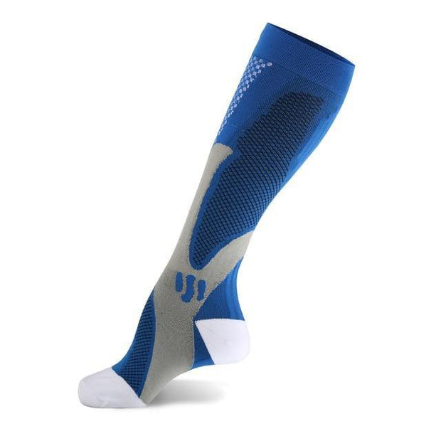 Fast Runner Full Compression Socks - Fast Drying - Gorilla Workouts