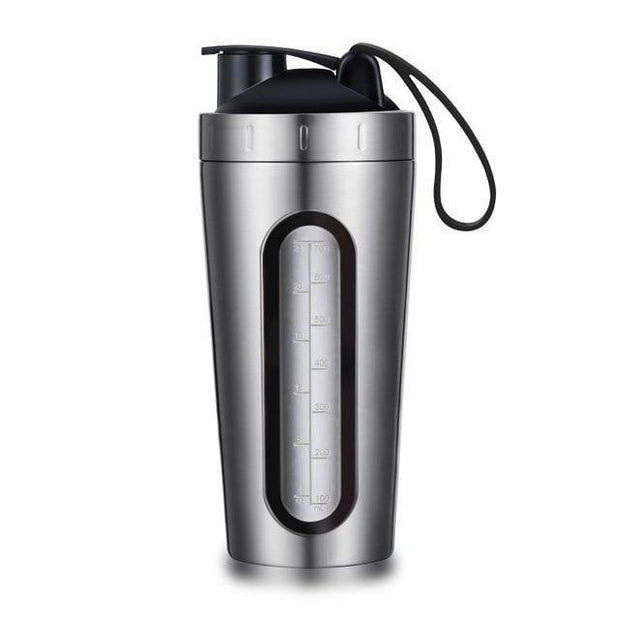 700ml Stainless Steel Shaker - Gorilla Workouts