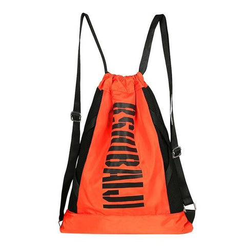 Ultralight Drawstring Backpack - Gorilla Workouts