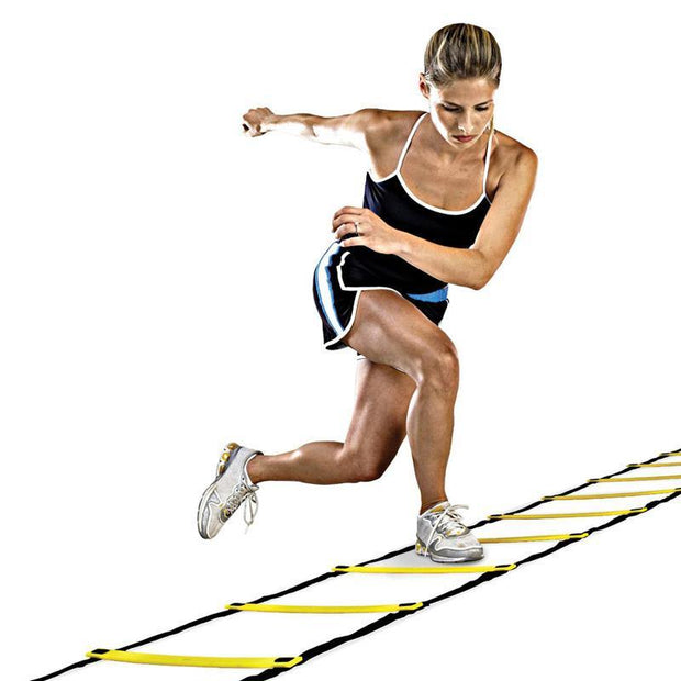 Agility Speed Ladder Stairs - HIT - Gorilla Workouts