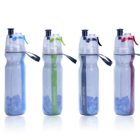 Keep Cool Insulated Spray Mist Bottle- 500 ml - Gorilla Workouts