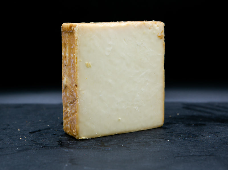 Maple Smoked aged Cheddar