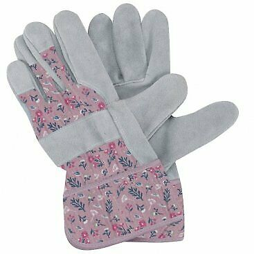 Womens/Ladies Briers Breathable Tuff Rigger Flowerfield Gloves 8-thorn resistant