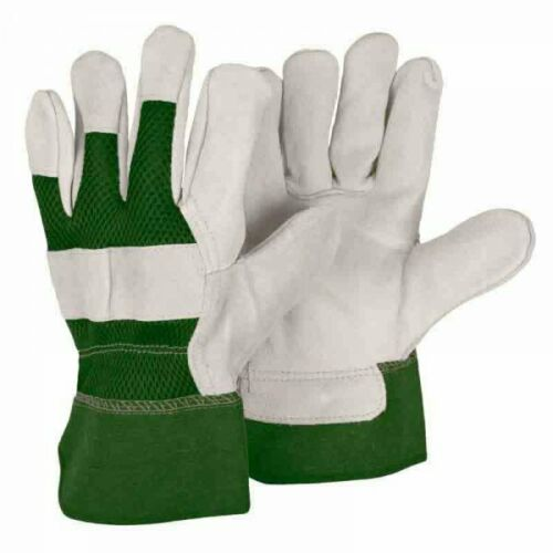 Mens Briers Reinforced Tuff Rigger Gloves Lrg / Size 9