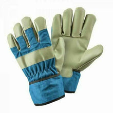 Load image into Gallery viewer, Briers Junior Kids Childrens Riggers Gardening Gloves 2 Sizes