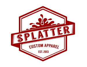 Splatter Custom Apparel