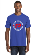 Load image into Gallery viewer, Men's T Shirt - Circle the Wagons 2020 Division Champions
