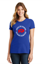 Load image into Gallery viewer, Women's T Shirt - Circle the Wagons 2020 Division Champions
