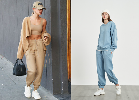 Cozy Loose-Fit Sweatpants | Bottoms | Whizz