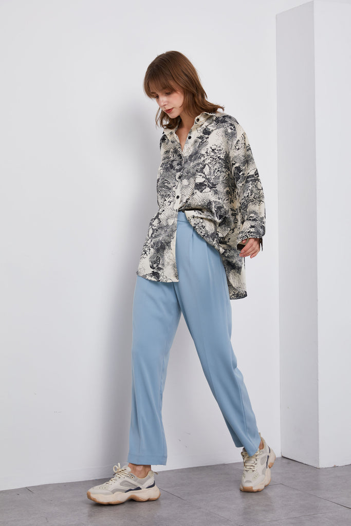 Vintage Flora Shirt - Whizz