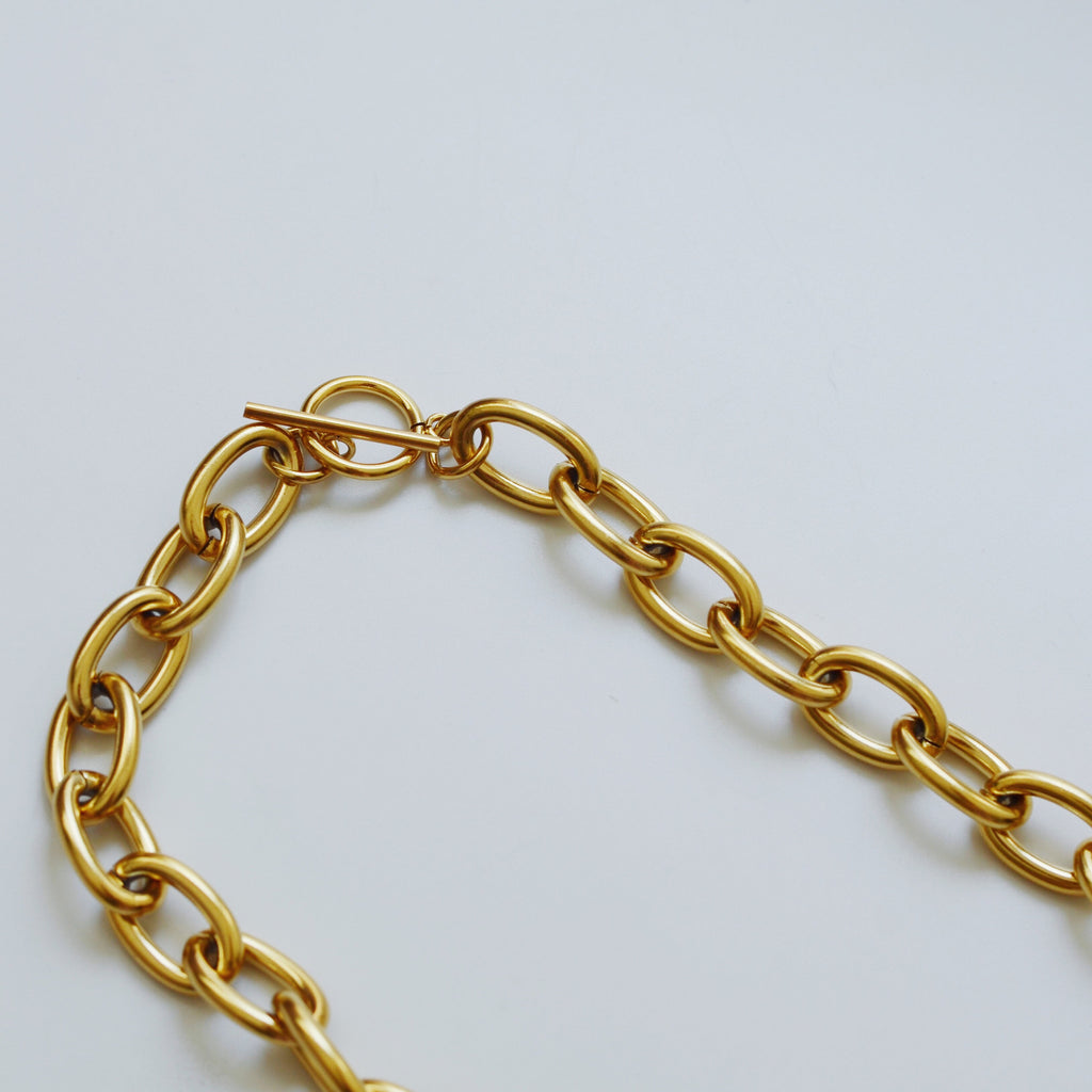 Whizz The Bold Chunky Chain Necklace