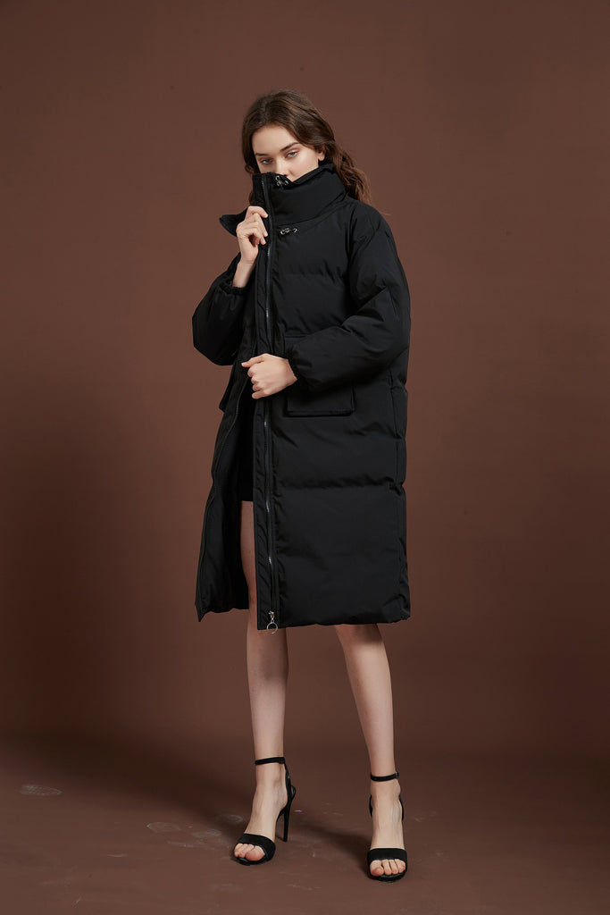 Whizz Down Winter Puffer Jacket