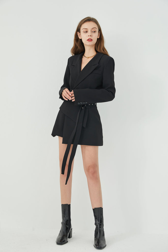 whizz blazer dress